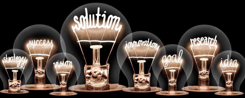 ideas light bulbs