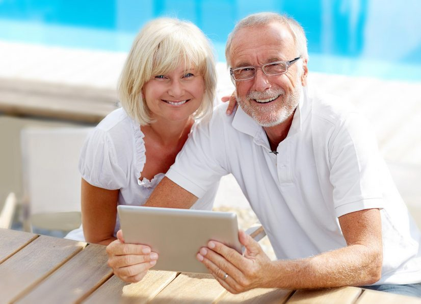 mature couple after retirement planning